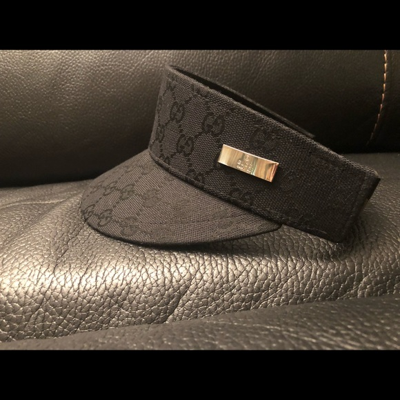 885a44fa454 Unisex Gucci visor hat